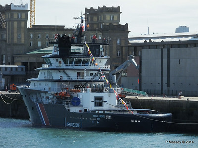 ABEILLE LIBERTE Emergency Tow Vessel Cherbourg PDM 14-07-2014 16-00-59