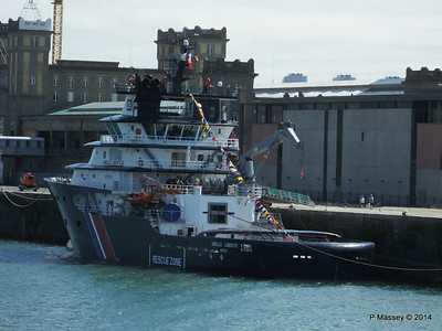 ABEILLE LIBERTE Emergency Tow Vessel Cherbourg PDM 14-07-2014 16-00-49