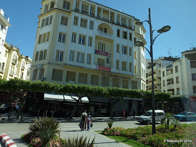 Royal Automobile Club de Tanger Ave Prince Heritier Tangier PDM 27-04-2014 16-18-25