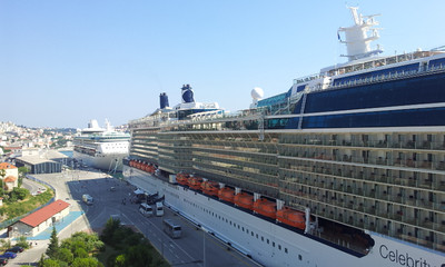 Celebrity Silhouette Splendour of the Seas Dubrovnik phone 16-06-2013 16-28-53