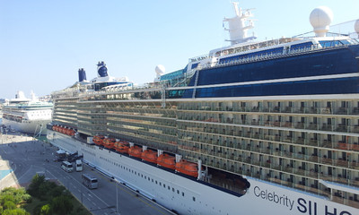 Celebrity Silhouette Splendour of the Seas Dubrovnik phone 16-06-2013 16-29-10