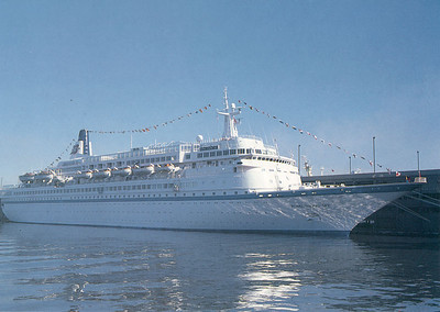 ROYAL VIKING SKY - BOUDICCA