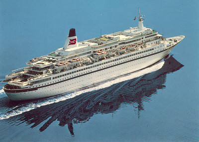 ROYAL VIKING STAR - BLACK WATCH