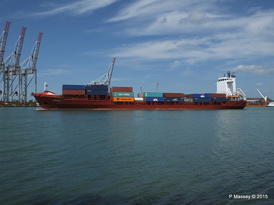 CANOPUS Arriving Southampton PDM 21-05-2015 13-00-54
