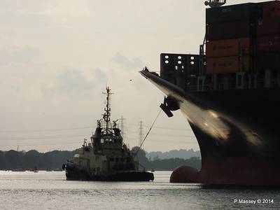 SVITZER SURREY HOUSTON EXPRESS Southampton PDM 19-07-2014 19-28-33