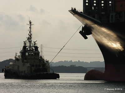 SVITZER SURREY HOUSTON EXPRESS Southampton PDM 19-07-2014 19-28-49