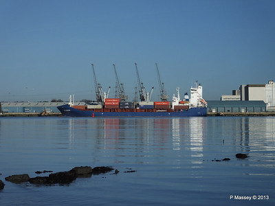 ICE RUNNER Arriving Southampton PDM 29-12-2013 12-17-30