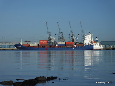 ICE RUNNER Arriving Southampton PDM 29-12-2013 12-17-37