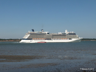 CELEBRITY ECLIPSE Departing Southampton PDM 08-06-2013 16-54-29