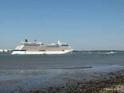 CELEBRITY ECLIPSE Departing Southampton PDM 08-06-2013 16-54-59