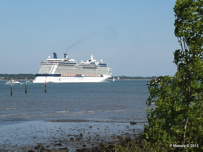 CELEBRITY ECLIPSE Departing Southampton PDM 08-06-2013 16-56-55