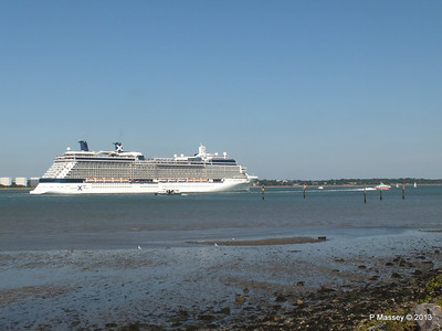 CELEBRITY ECLIPSE Departing Southampton PDM 08-06-2013 16-54-57