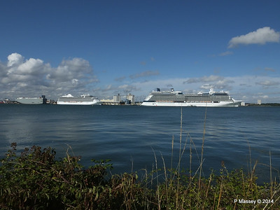 GEORGIA HIGHWAY MARINA CELEBRITY ECLIPSE Southampton PDM 02-08-2014 16-53-15