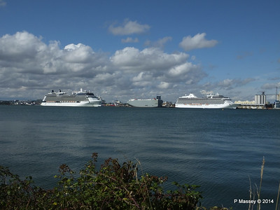 CELEBRITY ECLIPSE GEORGIA HIGHWAY MARINA Southampton PDM 02-08-2014 16-49-50