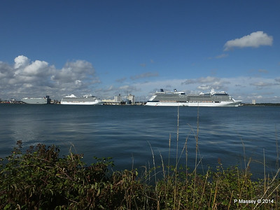GEORGIA HIGHWAY MARINA CELEBRITY ECLIPSE Southampton PDM 02-08-2014 16-53-18
