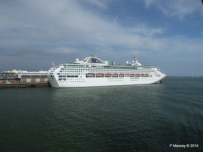 DAWN PRINCESS Southampton PDM 12-07-2014 17-33-16