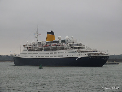 SAGA RUBY under tow Southampton PDM 08-01-2013 15-24-56