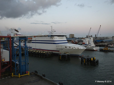 CAP FINISTERE KLIPPER STREAM Portsmouth PDM 10-08-2014 20-33-45