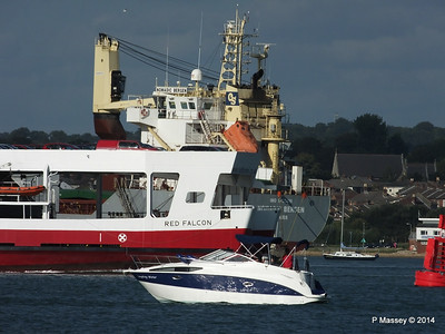 RED FALCON LAUGHING WATER Southampton PDM 31-08-2014 17-15-19