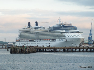 CELEBRITY ECLIPSE Southampton PDM 31-08-2013 07-00-09