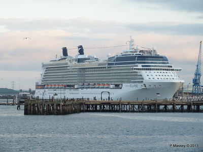 CELEBRITY ECLIPSE Southampton PDM 31-08-2013 07-00-05