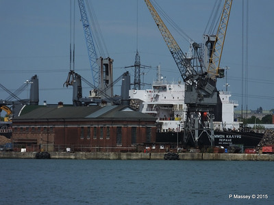 COMMON CALYPSO KGV Dock East Side Southampton PDM 21-05-2015 12-58-48