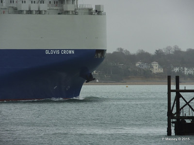 GLOVIS CROWN Outbound Southampton PDM 28-02-2015 15-27-57
