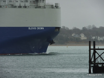GLOVIS CROWN Outbound Southampton PDM 28-02-2015 15-27-059
