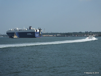 GOLIATH LEADER Departing Southampton PDM 30-07-2014 17-52-33