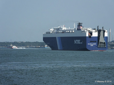 GOLIATH LEADER Departing Southampton PDM 30-07-2014 17-53-49