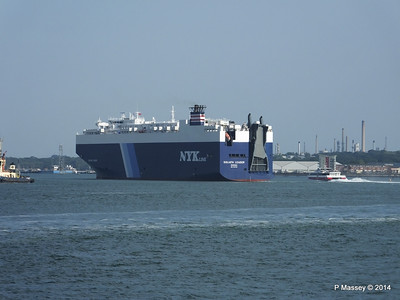 GOLIATH LEADER Departing Southampton PDM 30-07-2014 17-53-17