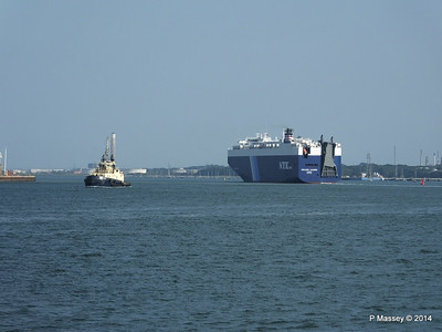 GOLIATH LEADER Departing Southampton PDM 30-07-2014 17-55-40