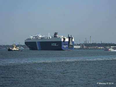 GOLIATH LEADER Departing Southampton PDM 30-07-2014 17-53-07
