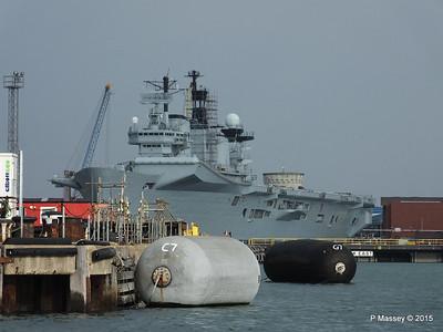 HMS ILLUSTRIOUS RO6 Portsmouth PDM 25-03-2015 15-52-21