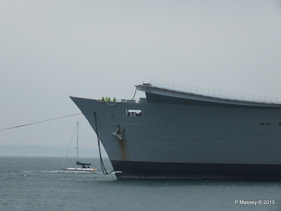 HMS ARK ROYAL tow to Aliaga PDM 20-05-2013 13-41-14