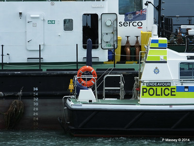 Police Launch ENDEAVOUR SD OCEANSPRAY Portsmouth PDM 30-06-2014 12-13-50