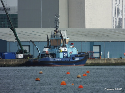 LOMAX under repair Southampton PDM 05-03-2015 13-45-45
