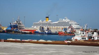 COSTA FORTUNA Offshore Supply Vessels Port Rashid Dubai PDM 24-03-2016 10-00-24