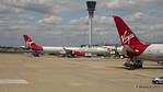 Virgin Atlantic A340 G-VWIN Tail 787 G-VDIA LHR PDM 13-06-2017 12-29-23