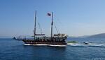 BABA KEMAL Departing Pigeon Island Kusadasi PDM 17-06-2017 08-42-06