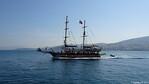 BABA KEMAL Departing Pigeon Island Kusadasi PDM 17-06-2017 08-41-57