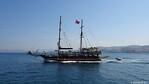 BABA KEMAL Departing Pigeon Island Kusadasi PDM 17-06-2017 08-42-01