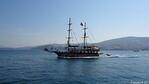 BABA KEMAL Departing Pigeon Island Kusadasi PDM 17-06-2017 08-41-55