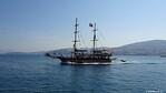 BABA KEMAL Departing Pigeon Island Kusadasi PDM 17-06-2017 08-41-56