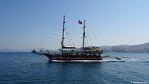 BABA KEMAL Departing Pigeon Island Kusadasi PDM 17-06-2017 08-42-00