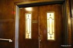 Chaplain's Office  Stairway 1 Tourist Class Smoking Room Promenade Deck QUEEN MARY 18-04-2017 16-02-02