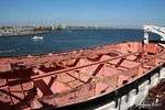 Rotting Steel Lifeboat 3 Stb Sun Deck QUEEN MARY Long Beach 19-04-2017 16-32-26