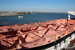 Rotting Steel Lifeboat 3 Stb Sun Deck QUEEN MARY Long Beach 19-04-2017 16-32-25