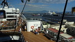 Panoramic Views Sky Lounge Pyramids Deck 18 Midship MSC MERAVIGLIA PDM 03-07-2017 17-20-01