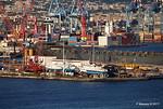 VETOR 944 Kometa 1981 NILO PT 50 1969 Vetor Aliscafi ARTEMIS behind Naples PDM 03-07-2017 18-30-14